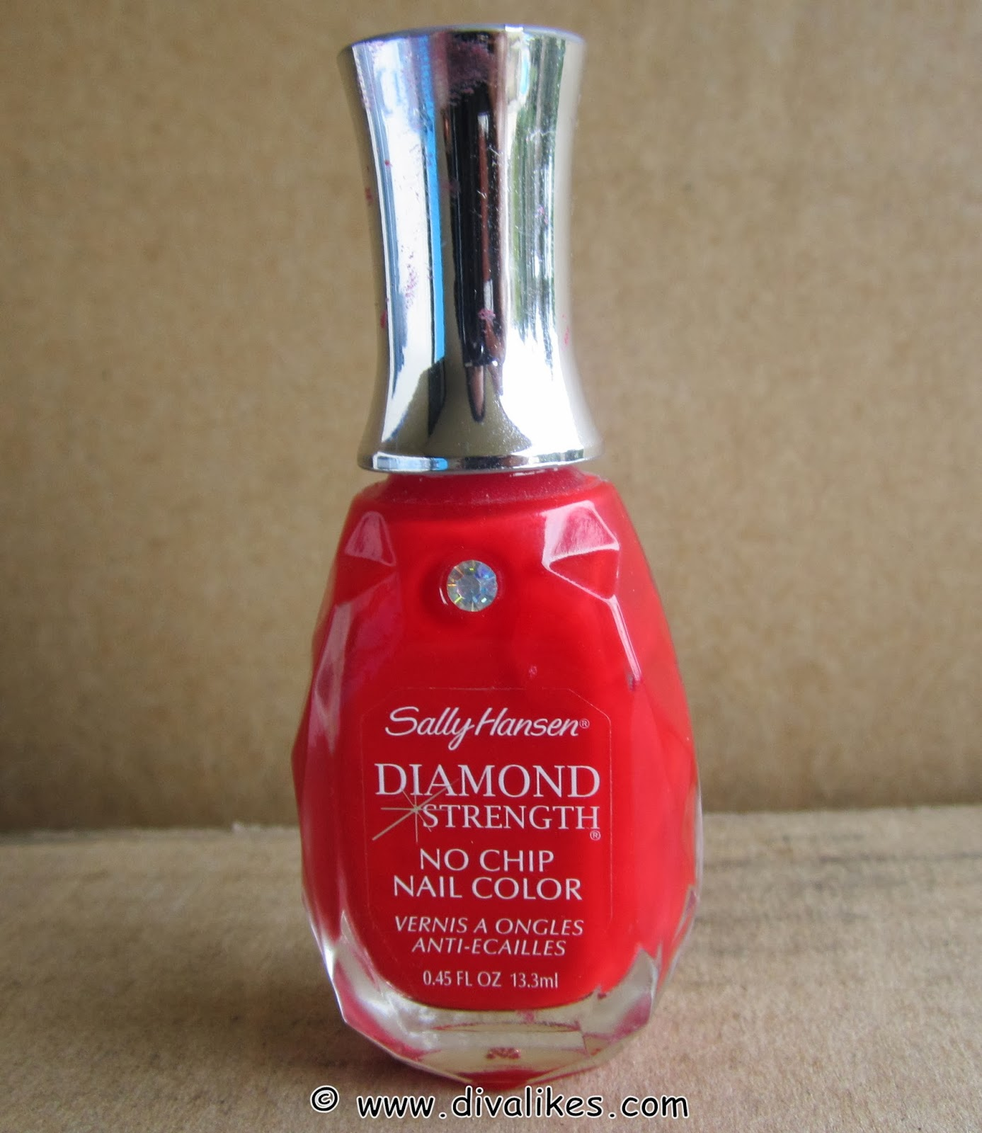 Sally Hansen Diamond Strength No Chip Nail Color In Diamonds and ...