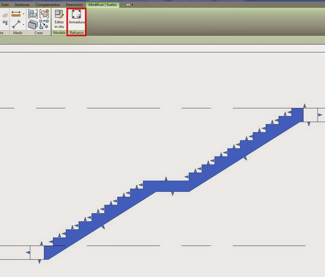 Manual De Revit Armado De Escalera Con Revit