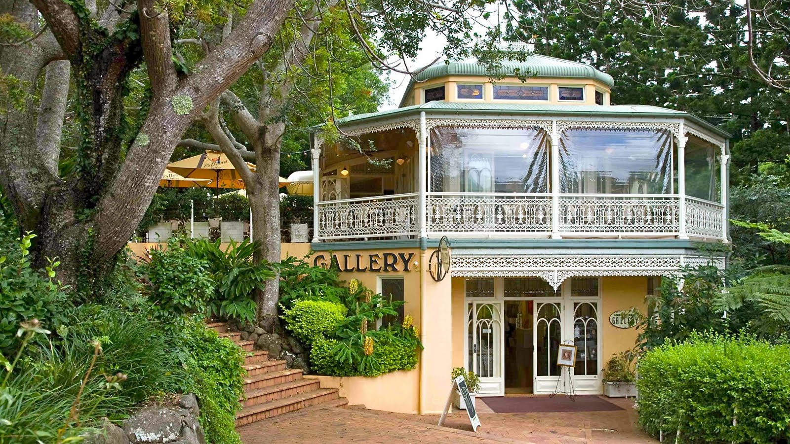 Main Street Gallery, Montville, Queensland