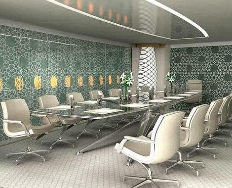 Upscale Boardroom