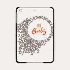 Cute Baby iPad Mini Case