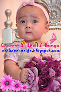 Contest Si Kecil &amp; Bunga