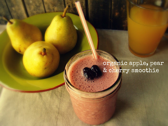 there was a time when smoothies were relegated to the breakfast table ...