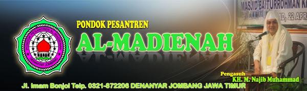 Pusat Informasi Pondok Pesantren Al-Madienah Denanyar Jombang