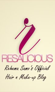 Rehema's Official Make-up and Hair Styling Blog
