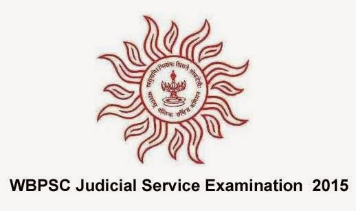WBPSC Judicial Service Examination 2015 for 46 Vacancies
