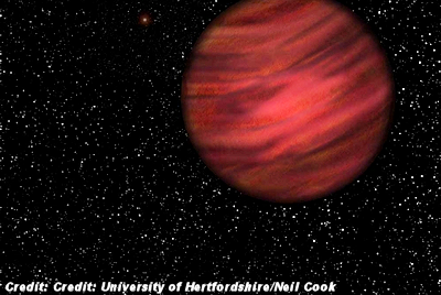 Rogue Planet Finds Home in Biggest Solar System