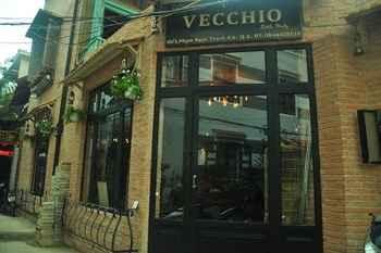 Trầm buồn kiểu Ý với Vecchio Cafe, café san vuon, ca phe san vuon, café may lanh, café take away, quan café dep, café Ý, ca phe sai gon, café ha noi, diem an uong ngon, mon ngon sai gon