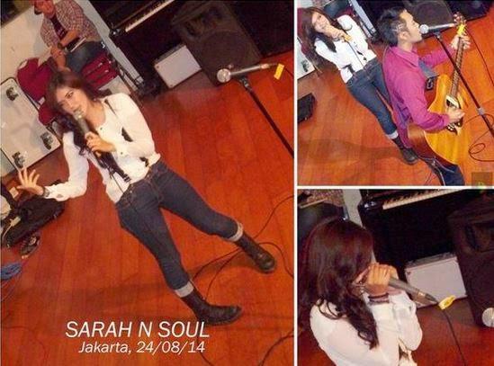 foto sarah saputri penyanyi aku dan kamu terbaru
