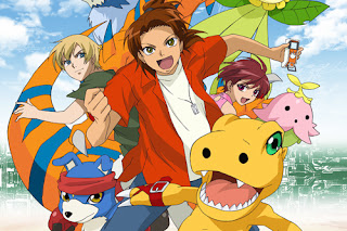 Digimon Data Squad - Dublado