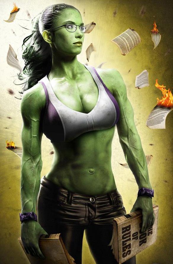 She-Hulk Character Review