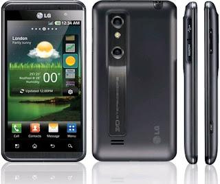 LG Optimus 3D P970