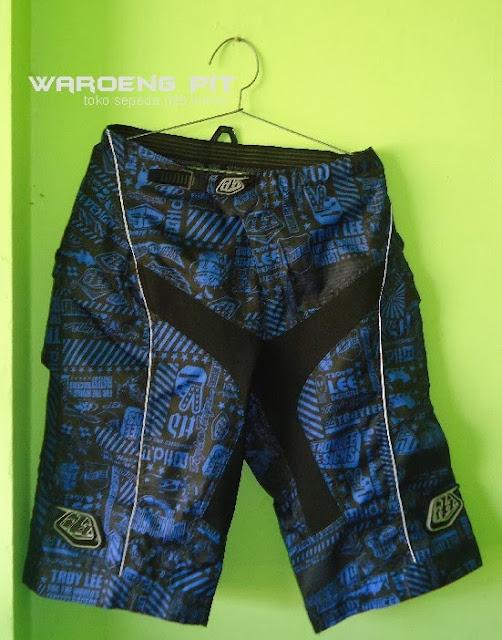Jual Celana tld troy lee designs asli original sepeda mtb murah jersey balap sepeda bmx  biru 2