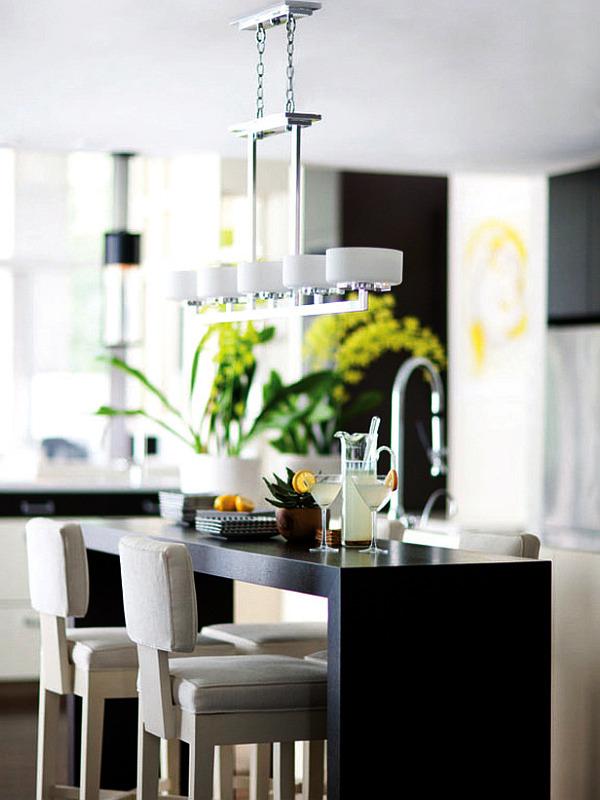 la iluminacin adecuada puede hacer que su cocina es mucho mejor de lo que se propona pero las decisiones errneas acerca de las luces puede echar a