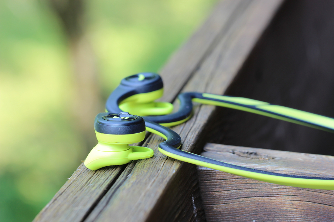 Bluetooth-Sportkopfhörer Plantronics BackBeat Fit