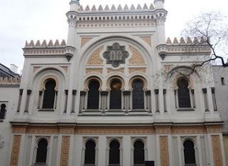Sinagoga española en Praga
