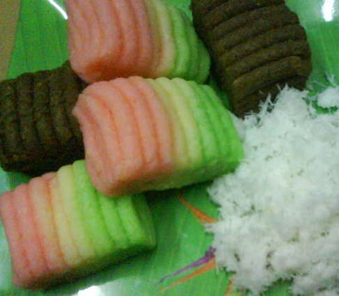 Image Result For Kue Tradisional Getuk Lindri