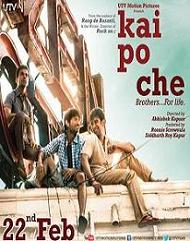 Kai po che 2013 Hindi Movie Watch Online