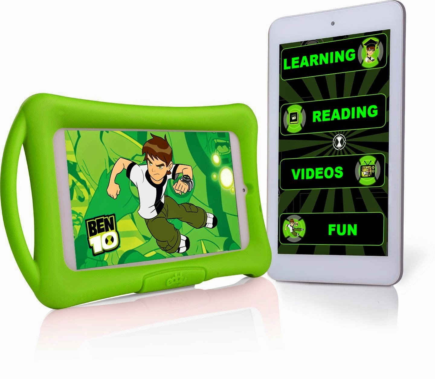 Eddy - Cartoon Network Ben 10 Kids Tablet