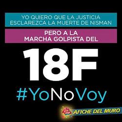 Documento de Carta Abierta sobre Nisman
