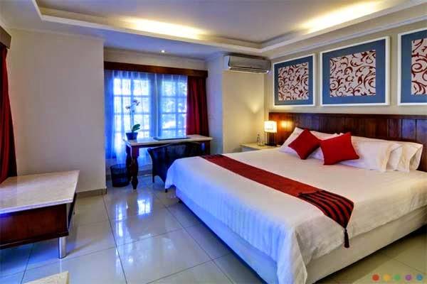 Kamar Tamu Bali Garden Beach Resort