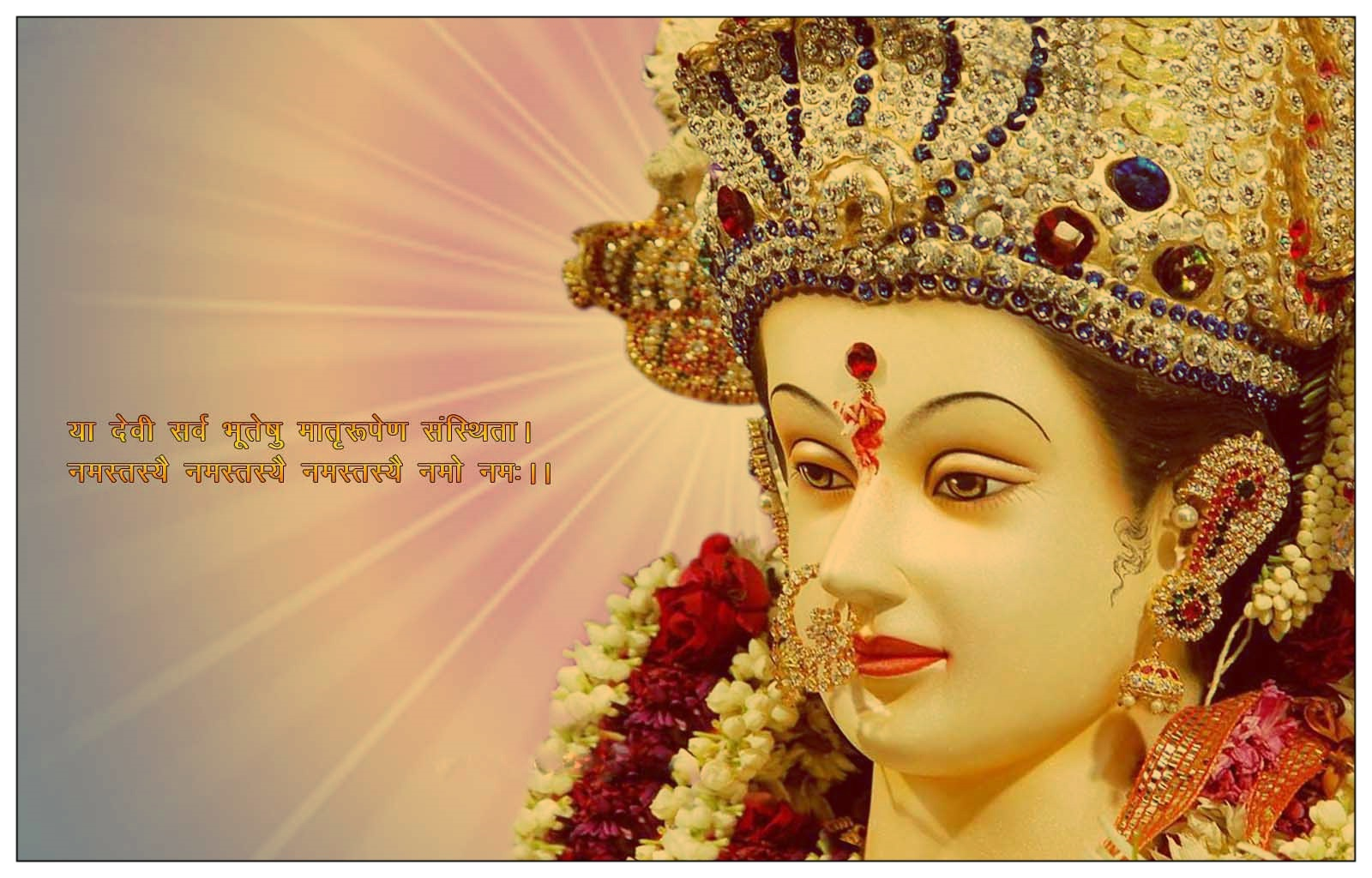Navratri Special Collection of Maa Durga Wallpaper - Festival Chaska