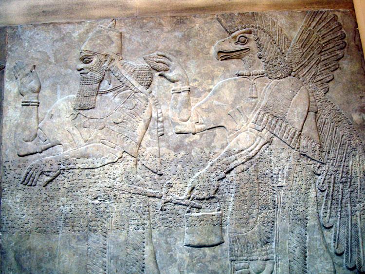 Mesopotamian, Assyrian & Babylonian Gods and Goddesses