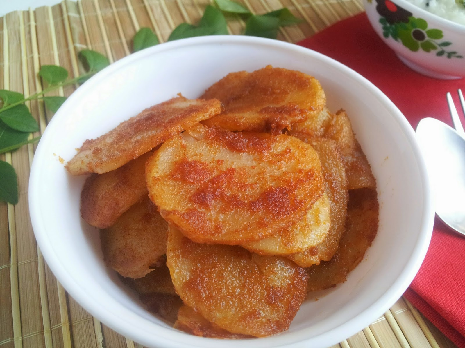 easy potato fry
