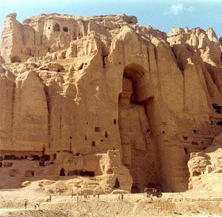 Bamiyan Buddha (Afghanistan)