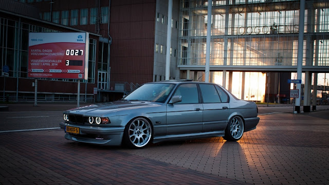 BMW E32 Tuning