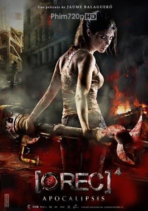REC 4: Apocalypse 2014 poster