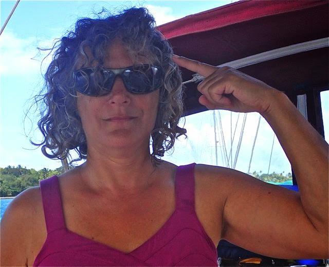 aboard pearson 365 sailboat