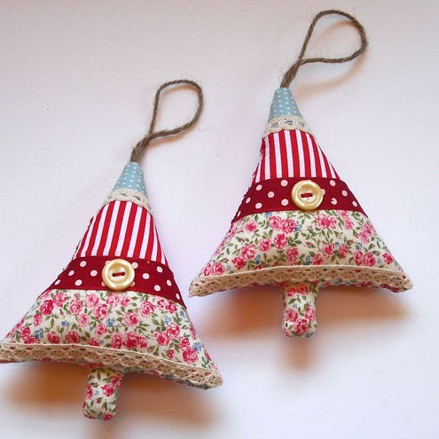 All things home have a handmade christmas for H h christmas decorations