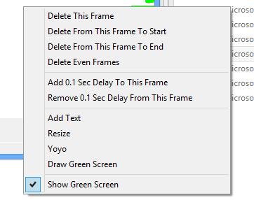 GifCam 3.1 phần mềm tạo ảnh động dễ dàng và chuyên nghiệp