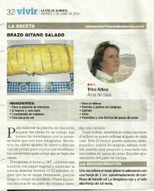 La Voz de Almería 1 de Junio 2012