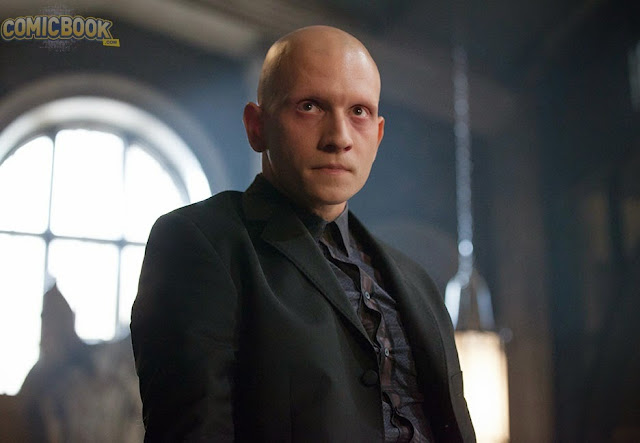 Gotham - Episode 1.07 - First Look at Victor Zsasz - Promotional Photos