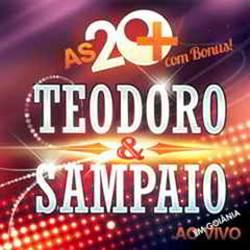 Capa Teodoro e Sampaio As 20 Mais 2012 | músicas