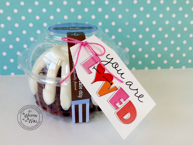 8 Treat Tags for Teacher Appreciation / Random Acts of Kindness