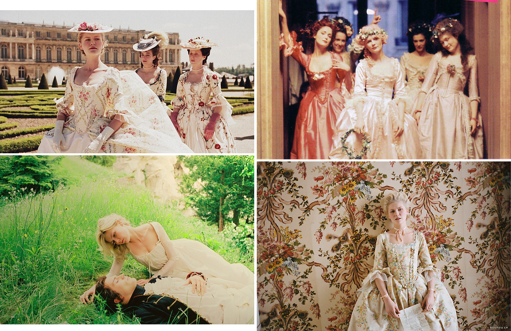 marie antoinette review movie essay The beguiled is probably coppola's most narrative film to date  with her  muses kirsten dunst (the virgin suicides and marie antoinette) and.