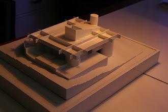 maquete res mt - palladini arquitetura & cia
