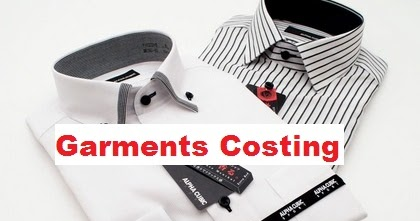 Formula of Garments Costing - Textile Calculation