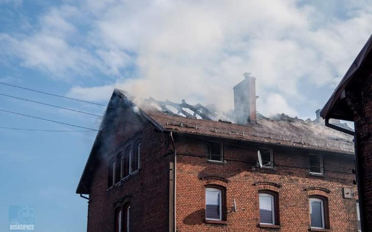 Zbiórka dla ofiar pożaru