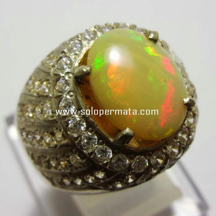 Batu Permata Opal Kalimaya - Kode 17L01