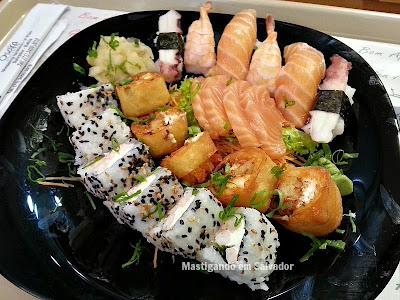 Osaka Sushi Bar: Combinado Osaka
