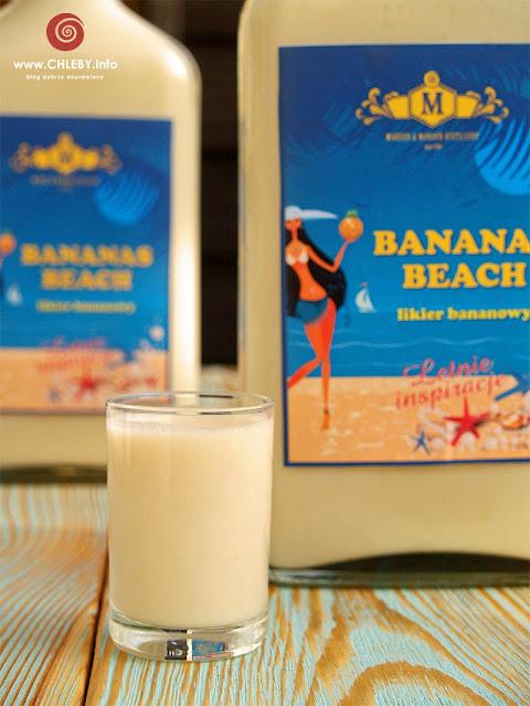 Bananas Beach - likier bananowy