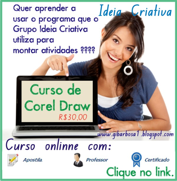 Curso onlinne de Corel Draw
