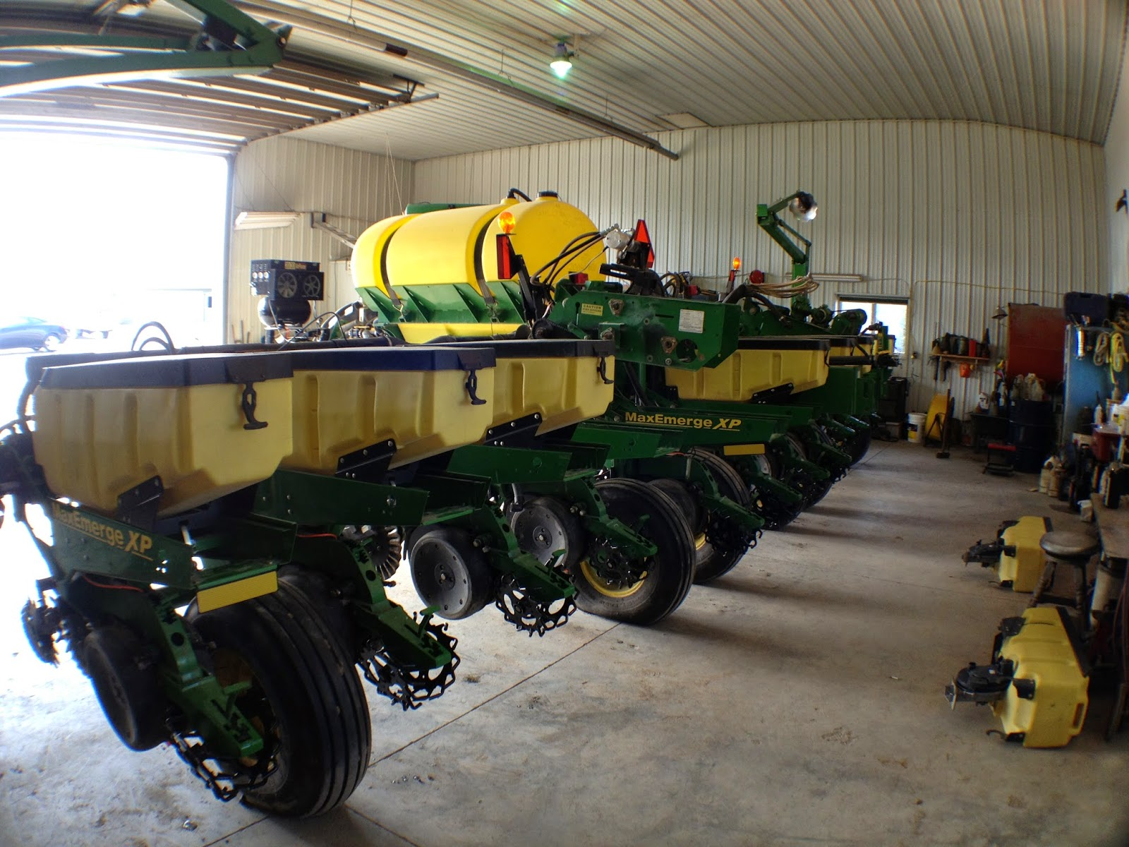 Agronomy Guy Is There A Perfect Row Unit