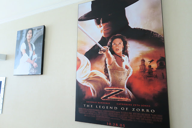 Catherine Zeta-Jones Themed Room Hotel Celebrity