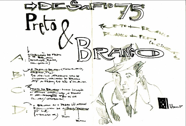 Desafio75- Preto & Branco