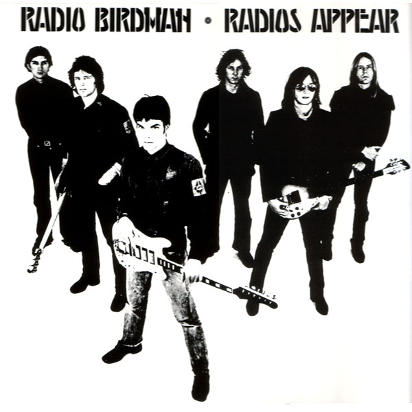 Disco RADIO BIRDMAN - Radios appear